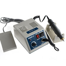 MARATHON Dental Lab Micro Motor N3 + 35K RPM Polishing Handpiece 2.35mm Bur Tips