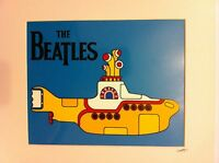 The Beatles - Yellow Submarine - Hand Drawn & Hand Painted Cel