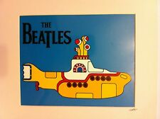 The Beatles - Yellow Submarine - Hand Drawn & Hand Painted Cel
