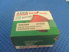 NIB Asco Red-Hat Solenoid Valve 8320G202E 120V Free Shipping