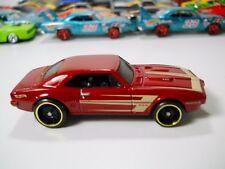 Hot Wheels 1967 Pontiac Firebird 400 1/64 Scale JC57