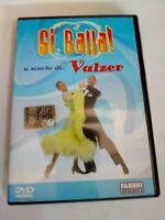 DVD SI BALLA A SCUOLA DI VALZER