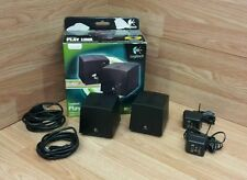 Logitech Play Link Cordless Extension For Xbox 360 Live Cordless Freedom *READ*