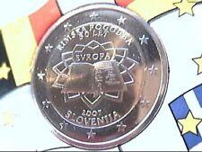 17 x 2 euro 2007 trattati traites treaties vertrage Roma rome rom 34 euro ToR