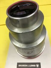 "70mm/35mm BAUSCH & LOMB 4 inch diameter Projection Lens 5"" focal length"