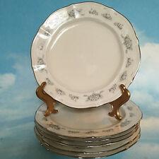 6 set of NORITAKE LEGENDAR enhancement china dishes #4035- Dinner plates
