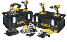DEWALT Power Tool Combination Sets with 6 Tools