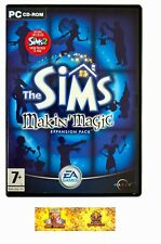 The Sims Makin' Magic Expansion Pack PC Game Life Management Simulation