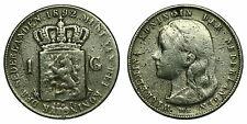 Netherlands - 1 Gulden 1892  zilver