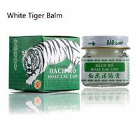 Baume à la crème de tigre blanc vietnamien pour soulager la douleur musculaire