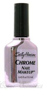 Metallic - Sally Hansen Chrome Nail Polish - Purple Sapphire # 58