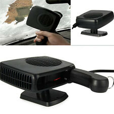 Car Portable Ceramic Heating Cooling Heater Fan Defroster Demister Warm/Hot Cold