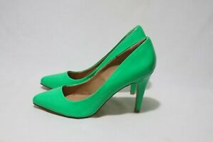 PIED Á TERRE Size 9 Womens Gloss Patent Pointy Heels #LastPair