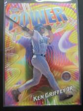 Ken Griffey Jr 2000 Topps Chrome Power Players Insert #P2 Mariners Reds Sox M1