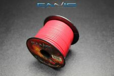 16 GAUGE WIRE ENNIS ELECTRONICS 100FT SPOOL RED PRIMARY STRANDED AWG COPPER CLAD