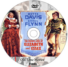 The Private Lives of Elizabeth and Essex - Bette Davis, Errol Flynn 1939