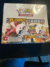 POKEMON DISPLAY BOX XY TURBOFIEBER DEUTSCH - 36er POKÈMON BOOSTER
