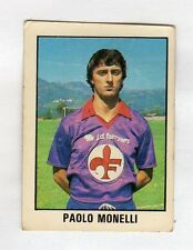 figurina CALCIO FLASH 1982 NUMERO 156 FIORENTINA MONELLI