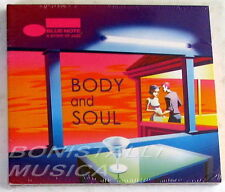 VARIOUS- Blue Note A Story Of Jazz - BODY AND SOUL - CD Sigillato