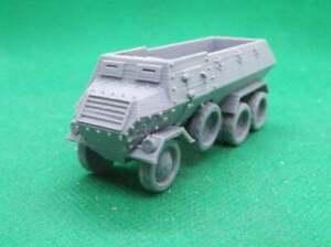 MiniGeneral 1/72 Italian Fiat SPA Dovunque 35 Protetto Armoured Truck