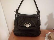 Mimco black Leather Bag