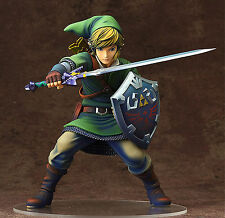 Legend of Zelda: Skyword Sword ~ LINK 1/7TH SCALE STATUE ~Good Smile Max Factory