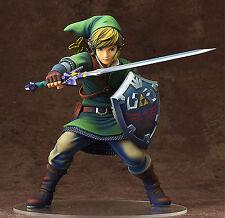 Legend of Zelda: Skyword Sword ~ LINK 1/7TH SCALE STATUE ~Good Smile Max Factory