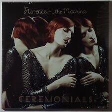 Florence & the Machine - Ceremonials 2LP NEU/SEALED vinyl gatefold sleeve