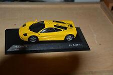 McLaren F1 gelb 1:43 530133436  Minichamps