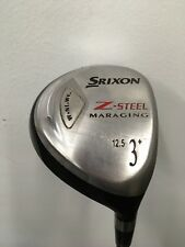 Used Srixon Z-steel 3+wood
