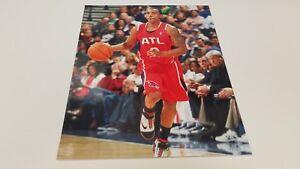 Jeff Teague 8X10 GLOSSY PHOTOS UNSIGNED FREE S&H NBA BASKETBALL Atlanta Hawks