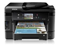 Epson WorkForce WF-3540 All-In-One Inkjet Printer + Extra Ink Cartridges/Paper