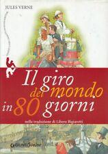 LN- IL GIRO DEL MONDO IN 80 GIORNI- VERNE- GIUNTI- GEMINI-- 2001- CS- ZDS661