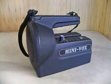 (C) Portable Handheld PA System Anchor Audio Mini-VOX PB-25 15 Watt
