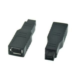 1× IEEE 1394 IEEE1394 6Pin Female to 1394b 9PIN Male Firewire 400 TO 800 Adapter