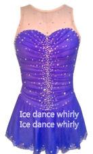Ice skating clothes women custom figure skating dresses For Girls