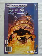 Ultimate X-Men #1 (Blue Target Variant) 2001 White Pages 9.0