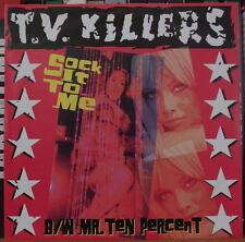 THE T.V.  KILLERS SUCK IT TO ME SWEDEN PRESS SP BELUGA