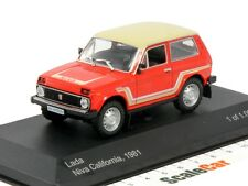 Lada Niva Taiga Cossack VAZ-2121 California Edition Allroad SUV Whitebox WB075