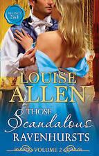 Those Scandalous Ravenhursts Volume Two: The Shocking Lord Standon/The Disgracef