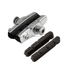 Clarks Road Bike Brake Pad Blocks 52mm Alloy Cartridge with Spare Inserts CP240