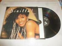 SINITTA - Sinitta - 1987 UK 10-track debut LP