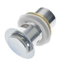 Popup Bouncing Excenter Push Open Abfluss Ablauf ventil 8CM für Waschbecken