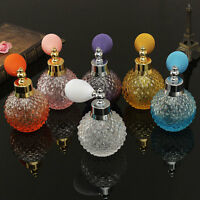 New 100ml Vintage Crystal Glass Spray Atomizer Perfume Bottle Lady Gift + Funnel