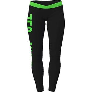 ZEC+ Leggings Damen Stretch Flex Gym Fitness Trainingshose  Workout Funktion