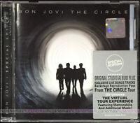 BON JOVI The Circle MALAYSIA SPECIAL Edition CD + TOUR ACCESS CARD NEW FREE SHIP