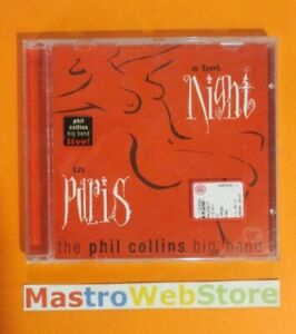 THE PHIL COLLINS BIG BAND - A HOT NIGHT IN PARIS - CD [cd03]