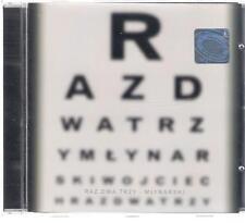 RAZ DWA TRZY - MLYNARSKI 1 PRESS 2007 TOP RARE OOP CD