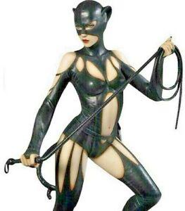 Dc Batman Catwoman Luis Royo Fantasy figure Gallery Ffg statue YAMATO Sideshow