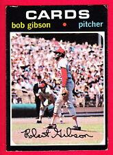 1971 TOPPS #450 BOB GIBSON CARDINALS